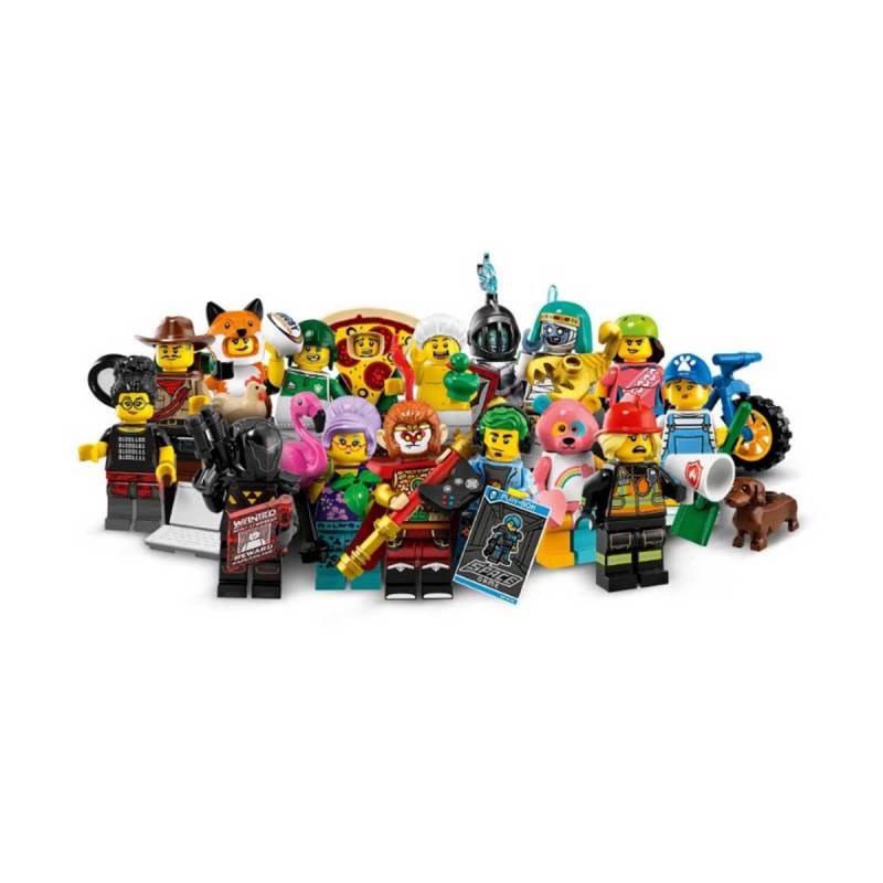 LEGO Minifigures Series 19 Set of 16 Figures 71025 NEW COMPLETE IN STOCK