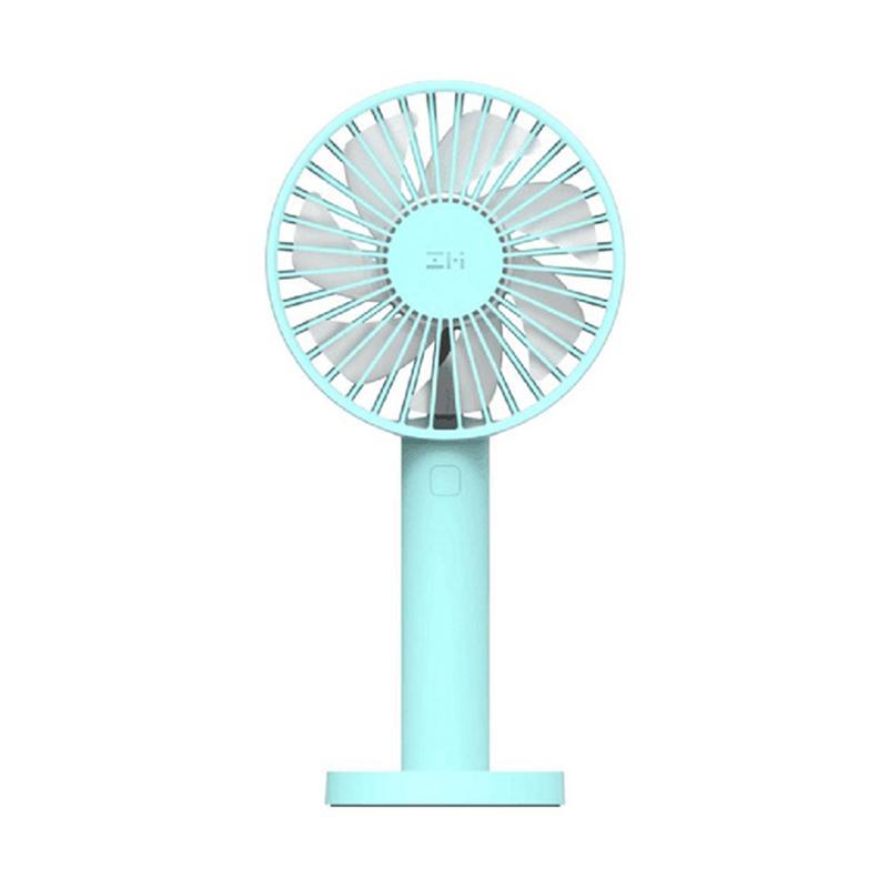 BAIYI Desktop USB Silent Small Fan Three-Speed Wind Portable Dormitory Desk Small Electric Fan