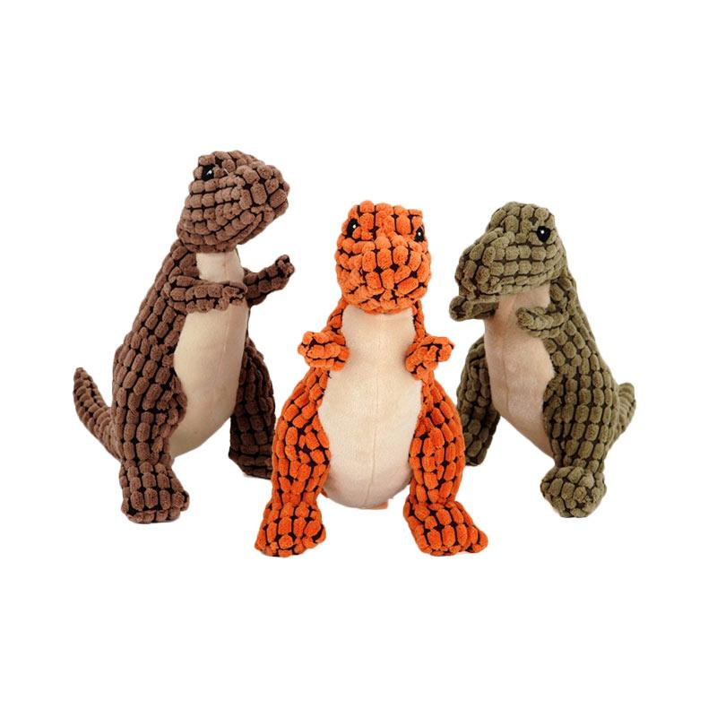 Pets Chew Toy Cute Pet Plush Vocal Toy Plush Doll Christmas Series Molar Bite Cute Cartoon Dog Toy Christmas Pet Toy