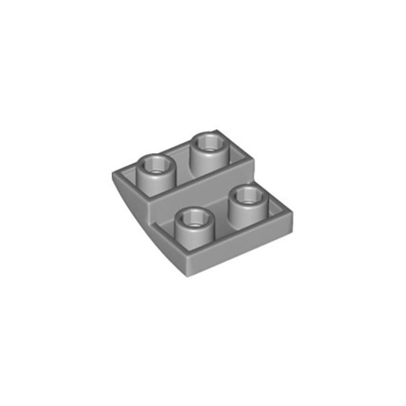 LEGO Lot of 4 Dark Red 1x1x1 Corner Wall Panels