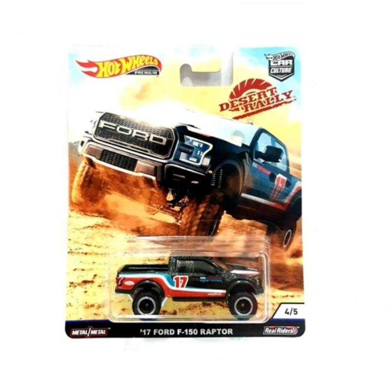 Jual Hot Wheels Premium Fpy86 K 17 Ford F 150 Raptor 20 Diecast