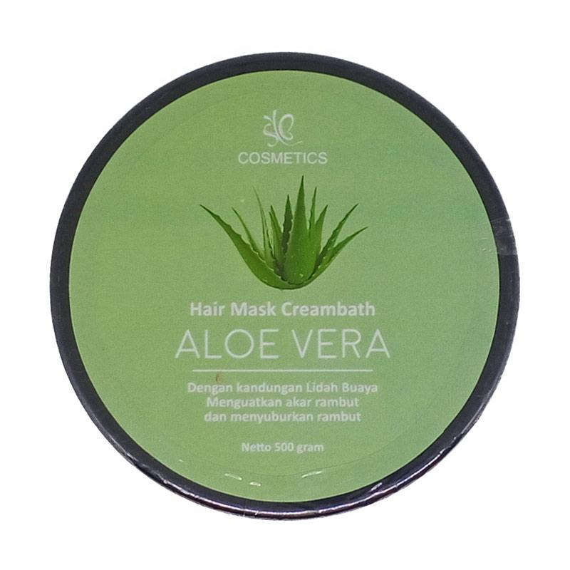 Jual Syb Hair Mask Creambath Aloe Vera Masker Rambut 500 G Online April 2021 Blibli