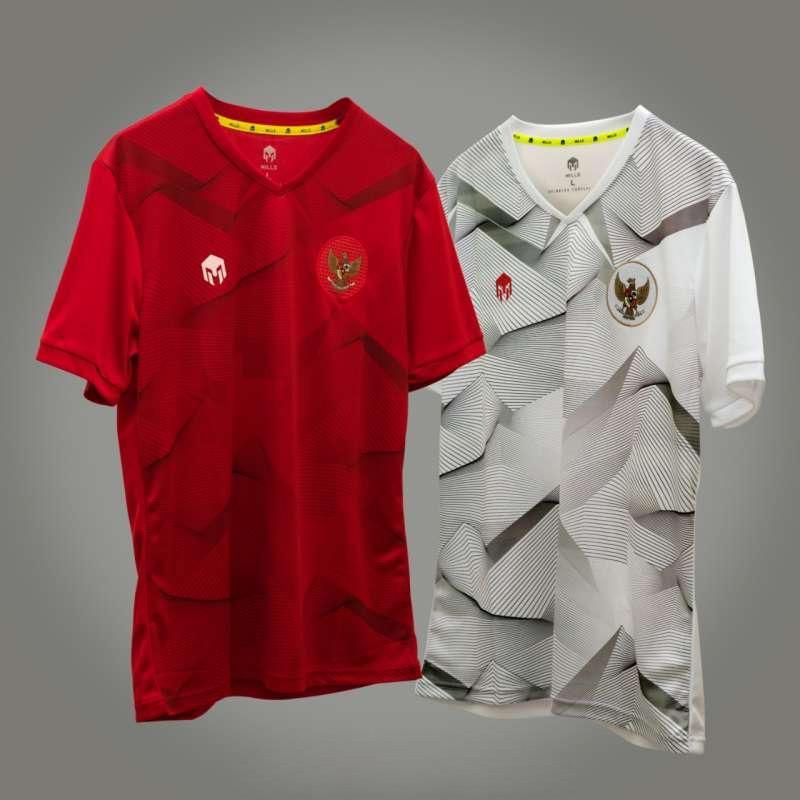 MILLS SPORT Timnas Baju Latihan Garuda Training Jersey