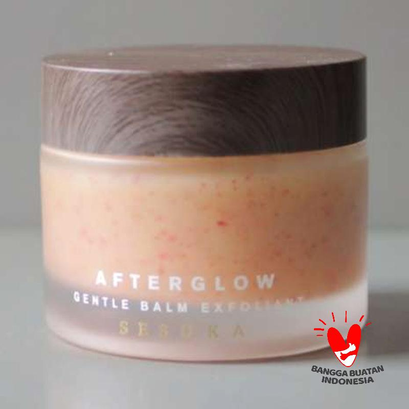 Sesuka Afterglow Gentle Facial Exfoliant