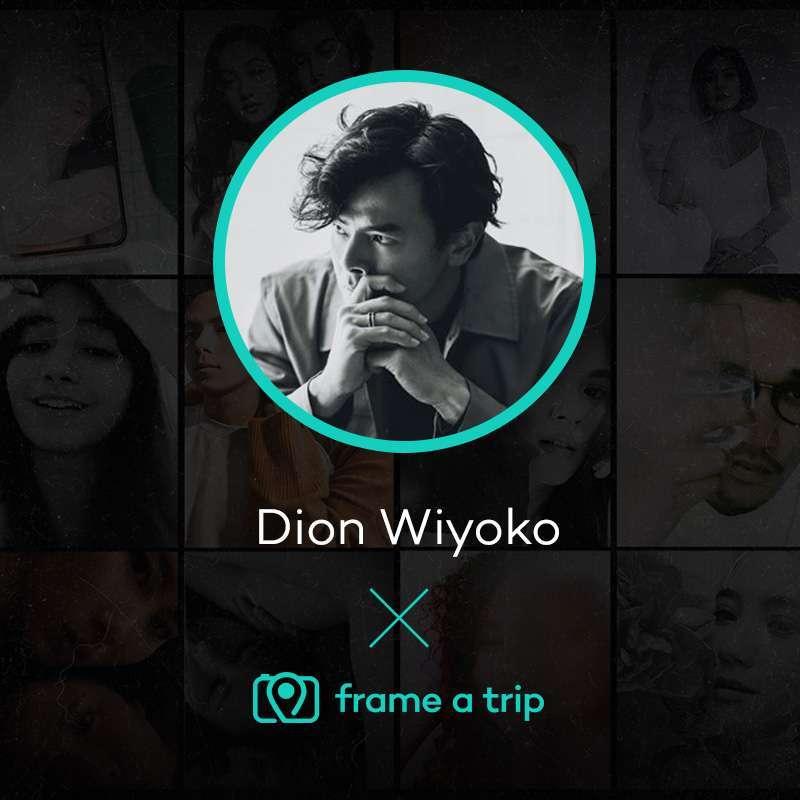 Frame A Trip Paket Sesi Foto Virtual dengan Dion Wiyoko 1 Jam