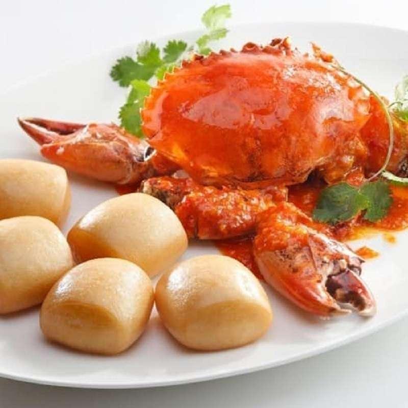Jing Paradise Kepiting Saus Singapore