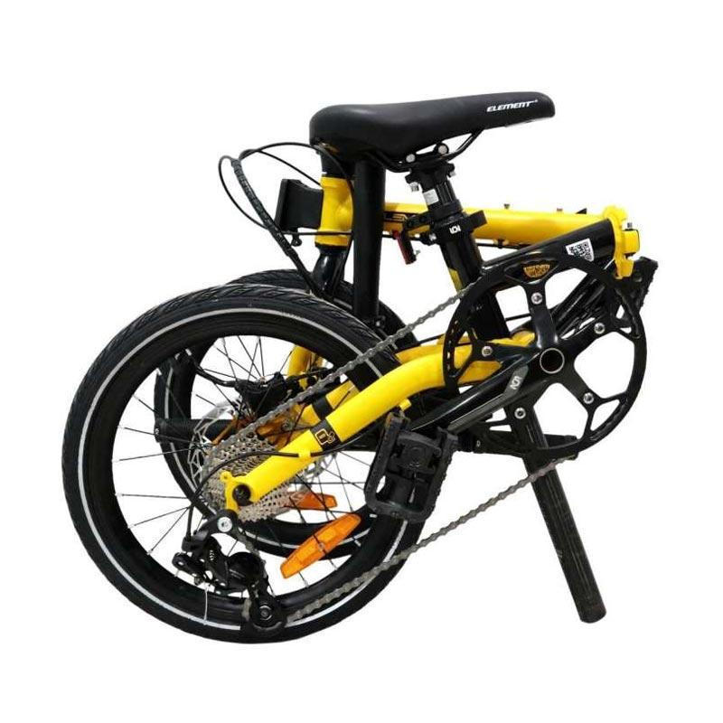 Jual Element Mtb Troy 10 Speed Bike To Work Sepeda Lipat 16 Inch Online November 2020 Blibli