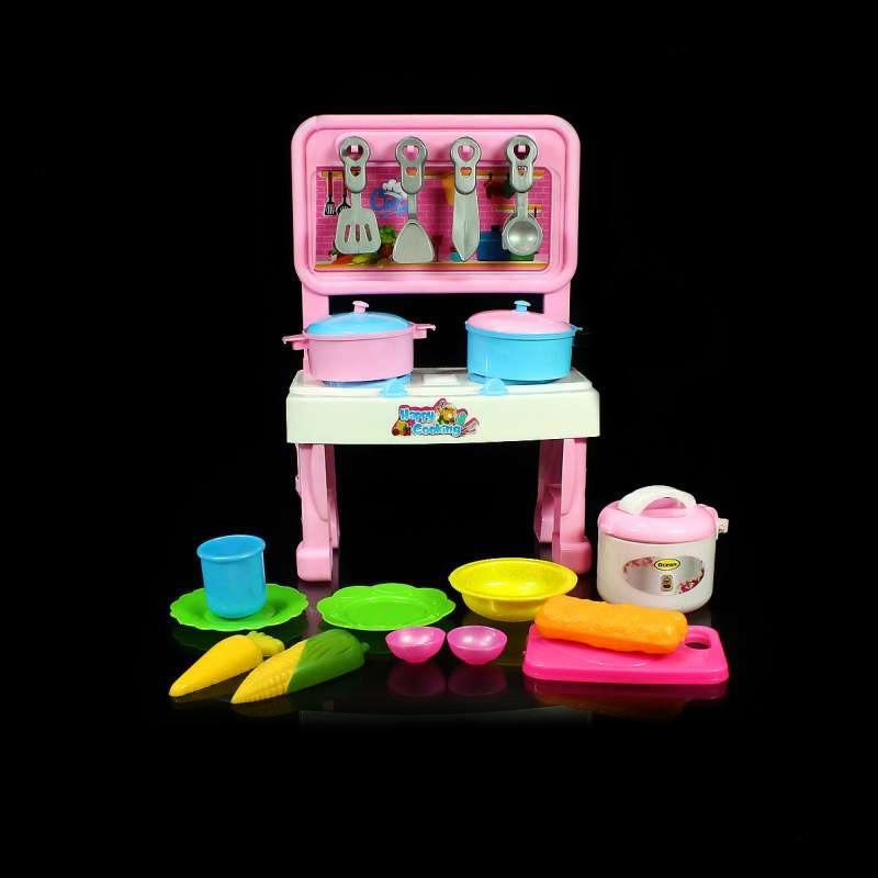 Jual Tofou Mainan Masak Masakan Kitchen Kompor Oct2334 Online November 2020 Blibli Com