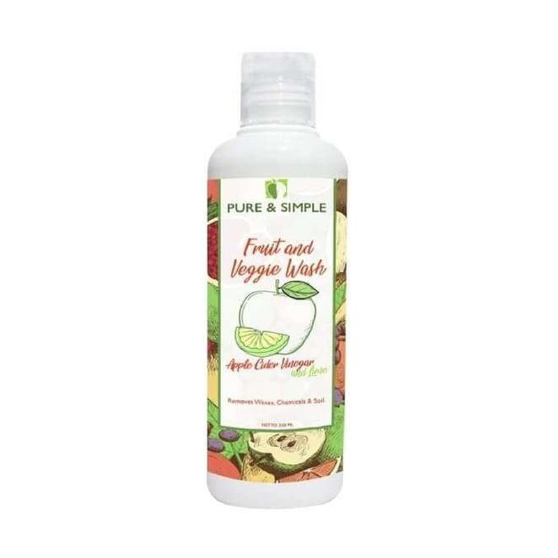 Melogranic Verdure Vegetable Wash