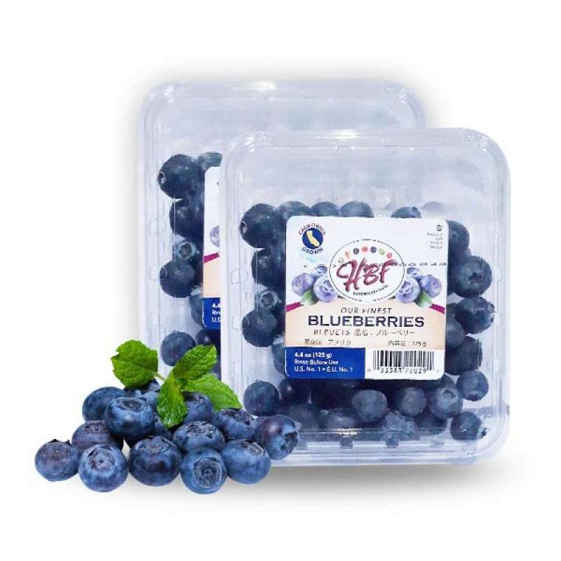 FRESHCO Blueberry Buah 125 gr