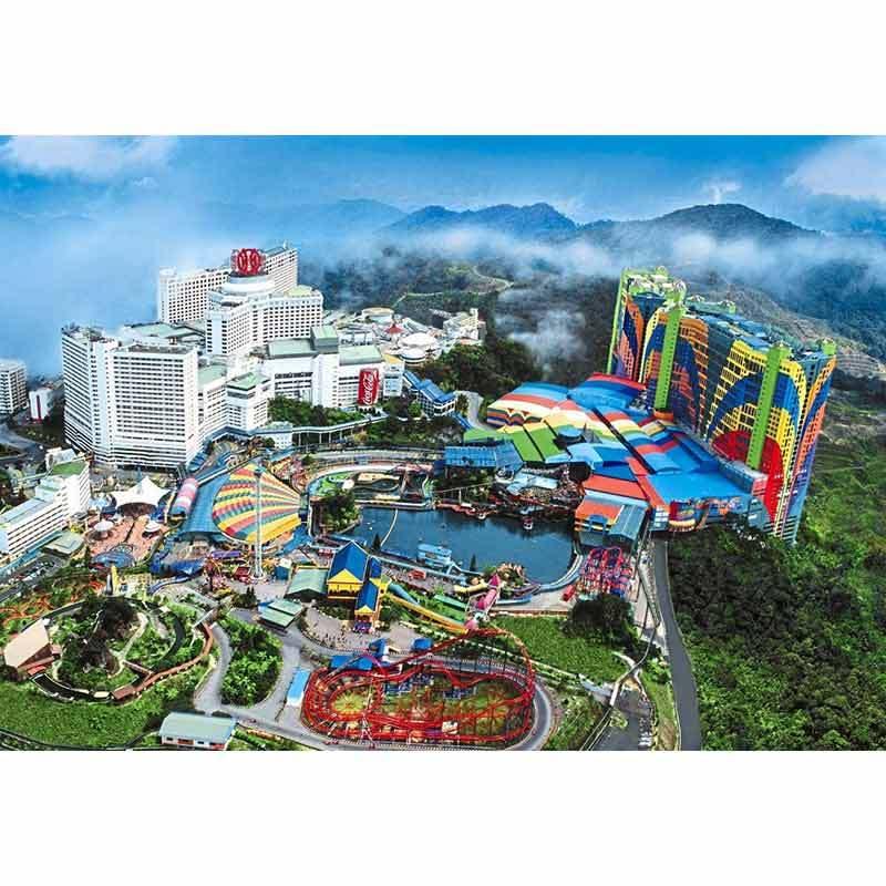 Genting Port Dickson Kuala Lumpur Tour Luar Negeri 5D4N
