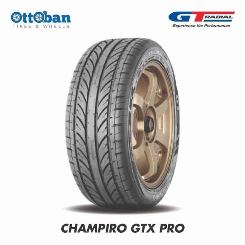 Jual Gt Radial Champiro Gtx Pro 195 55 R15 Ban Mobil Online Oktober 2020 Blibli Com