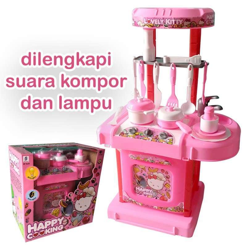Jual Mainan Anak Masak Masak Dapur Set Hello Kitty Kitchen Set Lengkap Mainan Masakan Mainan Masak Masakan Dapur Dapuran Mainan Anak Perempuan Online November 2020 Blibli Com
