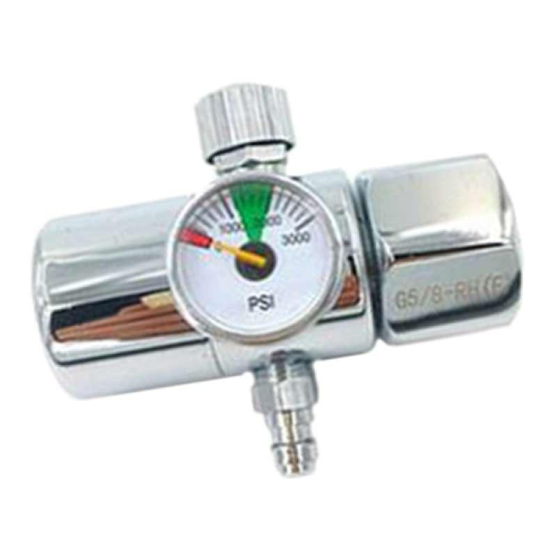 HLW-559 0-15MPa Argon Flow Meter Gas Regulator Flowmeter Welding Gauge NEW