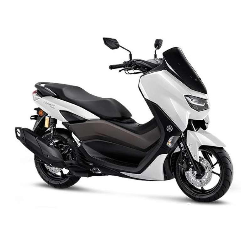 READY STOK OTOFEST Yamaha All New Nmax 155 Standard Version NIK 2020 Jabodetabekser