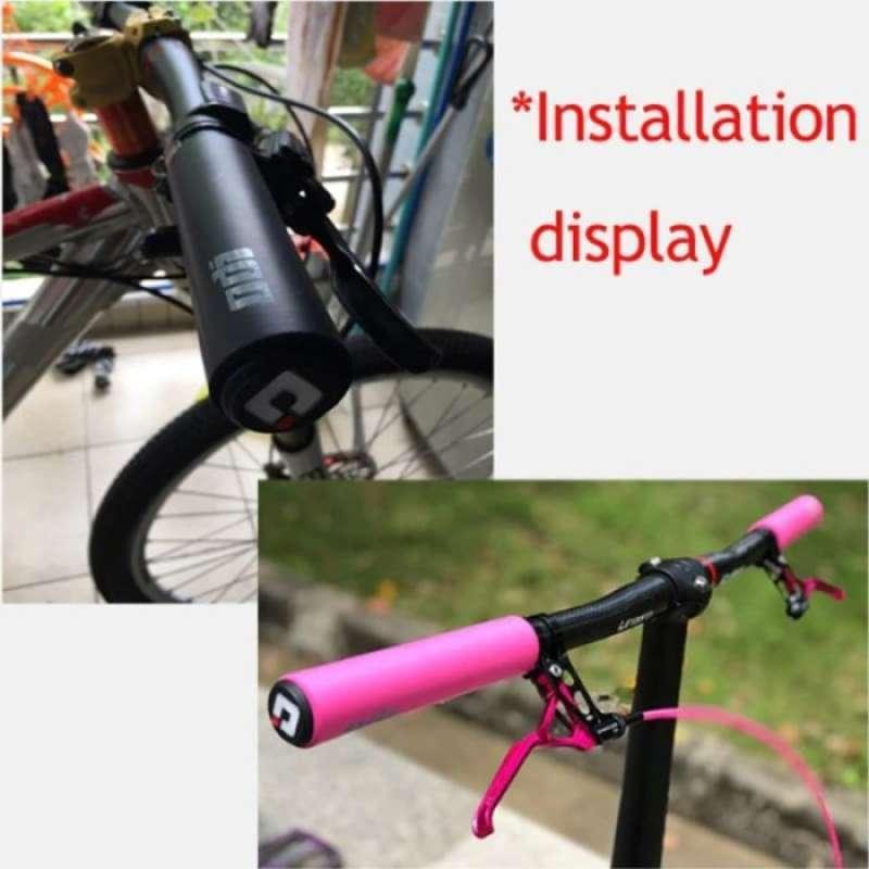 Jual Odi Grip Sepeda Lipat Mtb Silikon Karet Anti Skid Shock Absorb Orange Online Desember 2020 Blibli