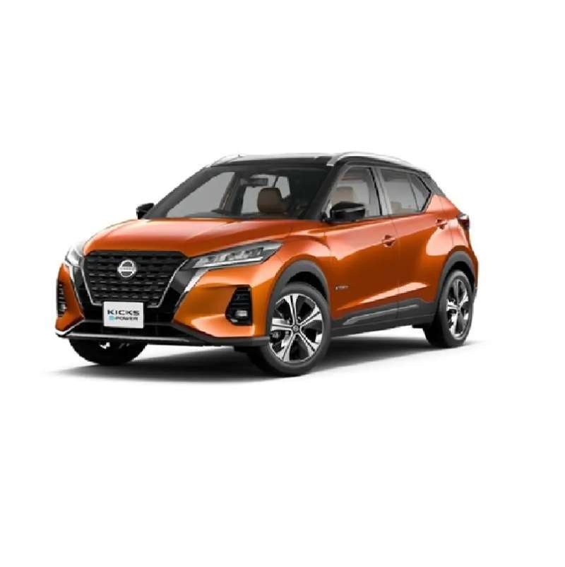All New Nissan Kicks E Power