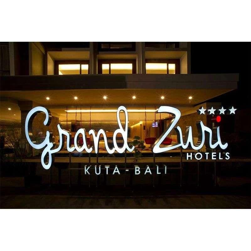 Grand Zuri Bali Harry Tour Travel Kupon Hotel Single Occupancy 2D1N
