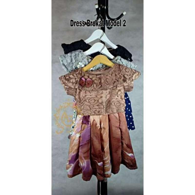 Jual Dress Anak Perempuan Brokat Brukat Bagus Lucu Cantik Murah Dari Konveksi Online Maret 2021 Blibli