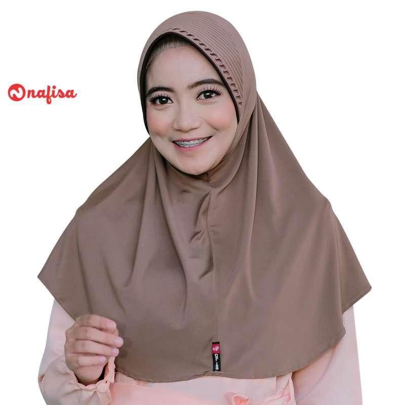 Jual Nafisa Minang Bordir Hijab Instan Bergo Online November 2020 Blibli Com