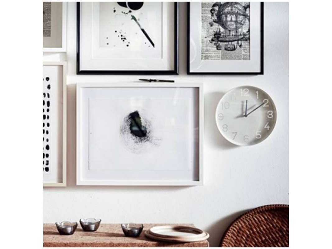 ikea jam dinding putih ikea tromma full05 rg2vmi56