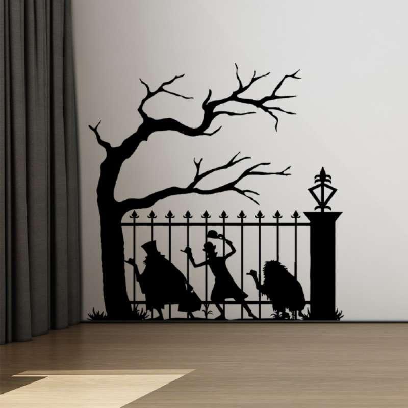 Jual Black Diy Pvc Bat Wall Sticker Decal Halloween Stickers Home Decorations Online Januari 2021 Blibli