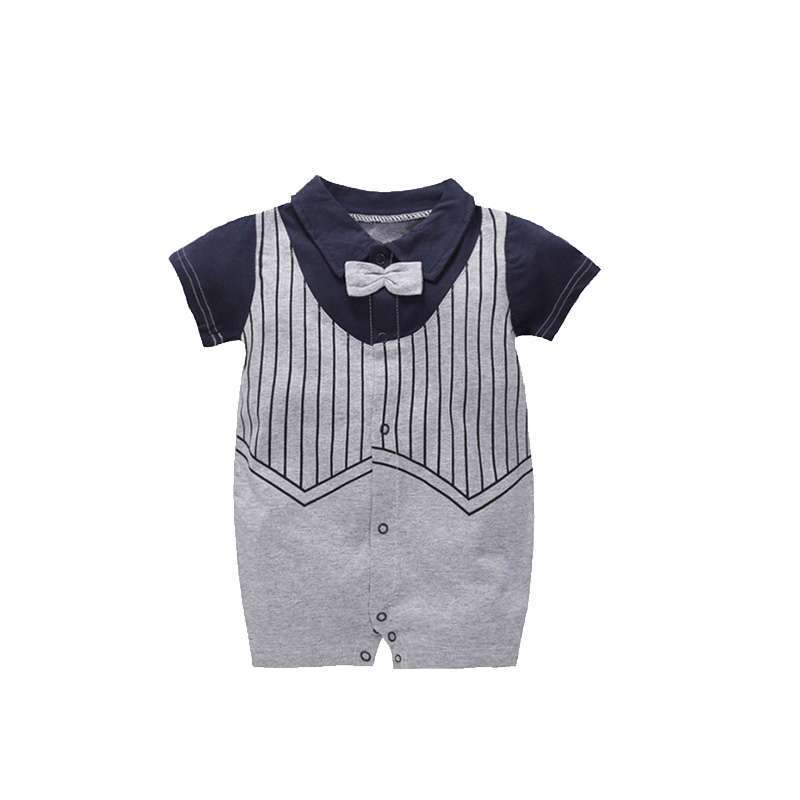 Abby Baby Bruno Jumpsuit Jumper Bayi