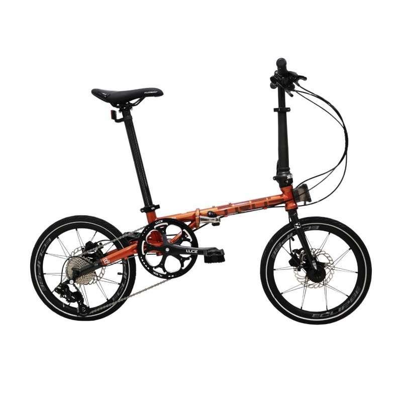 Element Folding Bike Troy X 9 Speed Helm WP 05 Random