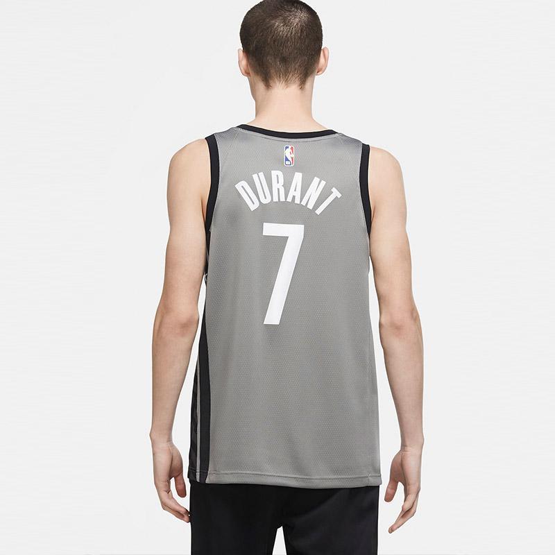 Jual Nike Men Basketball Nba Brooklyn Kevin Durant Statement 2020 Swingman Jersey Basket Pria Cv9469 005 Terbaru Juli 2021 Blibli