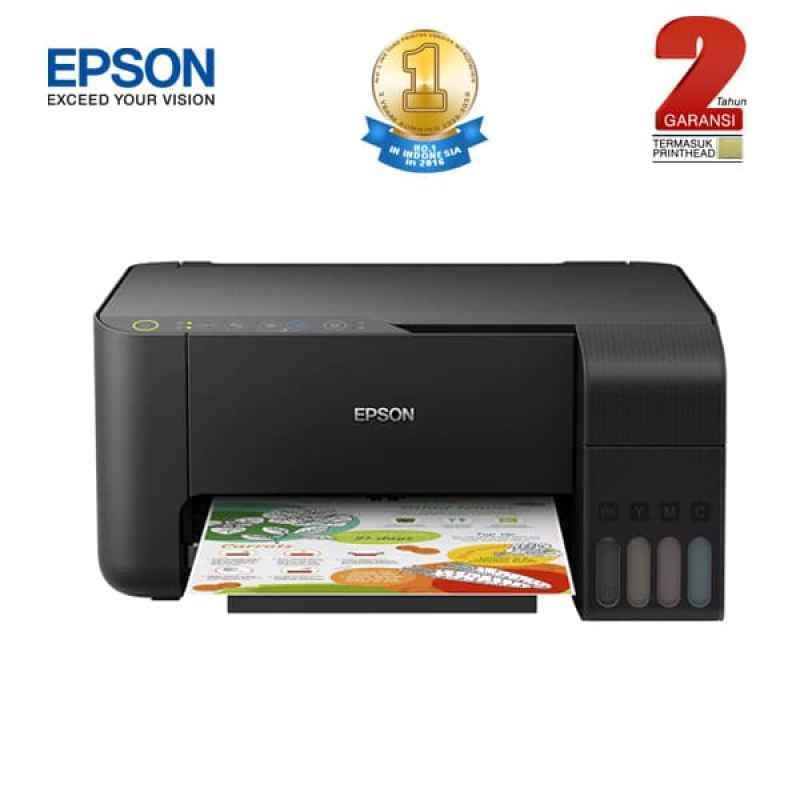 Jual Printer Epson L3150 Ecotank Wifi Multifungsi Online Februari 2021 Blibli
