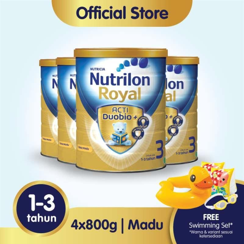 Bagikan facebook facebook mail tag label Blibli Histeria 12 12 2020 13 07 51 Buy 4 Nutrilon Royal 3 Madu 800 g Free Resilient Swimming Set