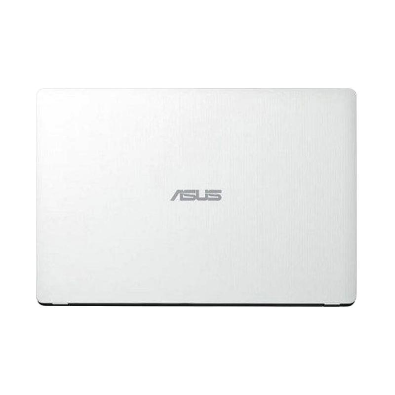harga Asus X441SA-BX004T Notebook - White [Celeron N3060 / 2GB DDR3 / 500GB HDD / Win10 / 14