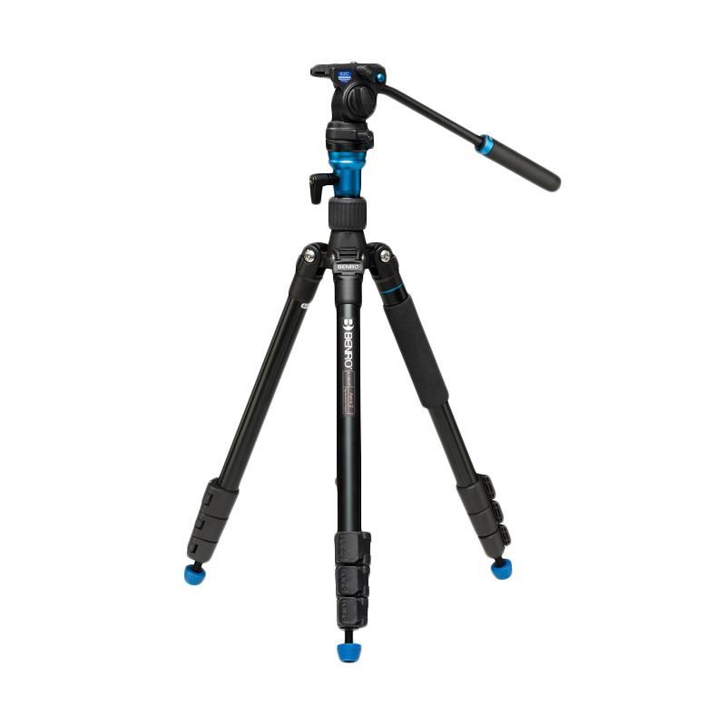 harga Benro A1883FS2C Aero 2 Video Travel Angel Tripod Blibli.com