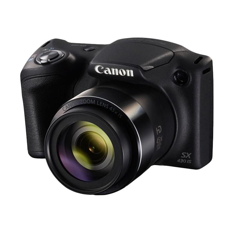 Canon PowerShot SX430 IS Kamera Prosumer - resmi