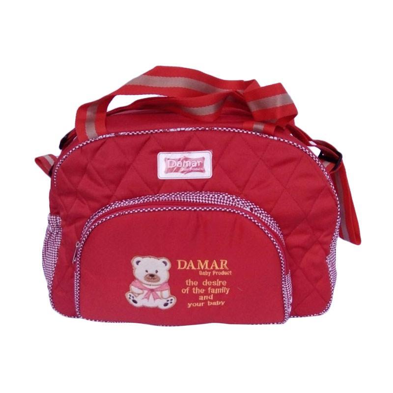 harga Destan baby Tas oval Boneka Damar Cooler Bag - Red Blibli.com