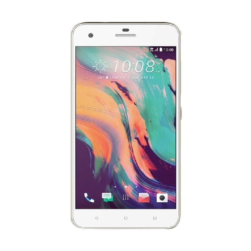 HTC Desire 10 Pro Smartphone - Polar White [64GB/4GB]