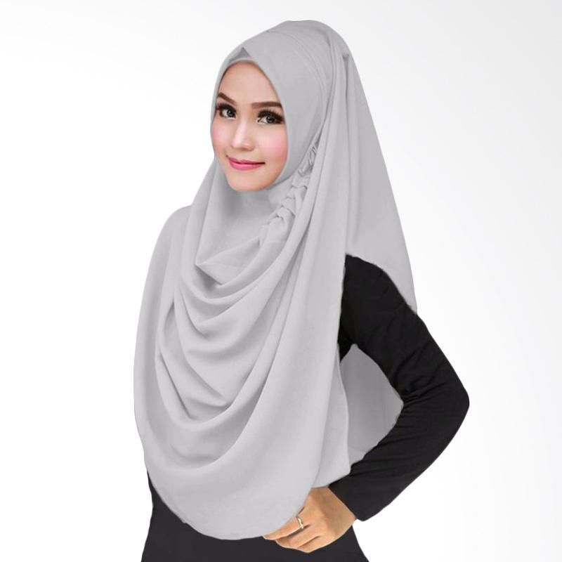 Kus Group LCB Hijab Instant - Silver