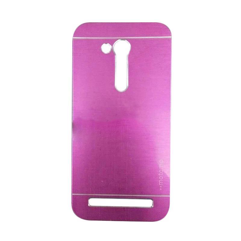 Motomo Hardcase Casing for Asus ZenFone Go 4.5 Inch 2016 - Pink
