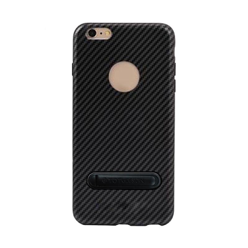 TOTU Slim Series Casing for iPhone 7 - Black