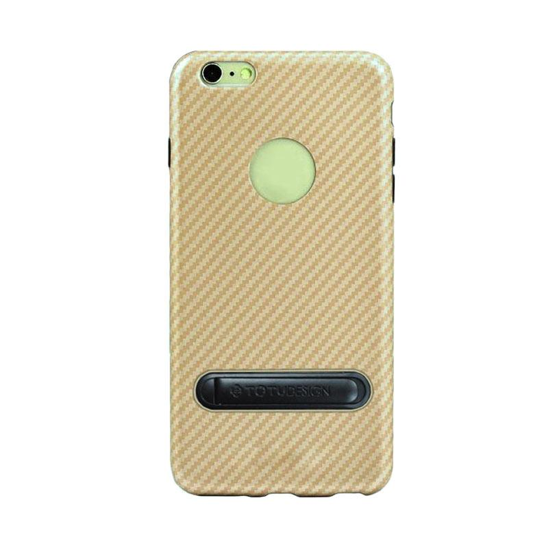 TOTU Slim Series Casing for iPhone 7 - Gold