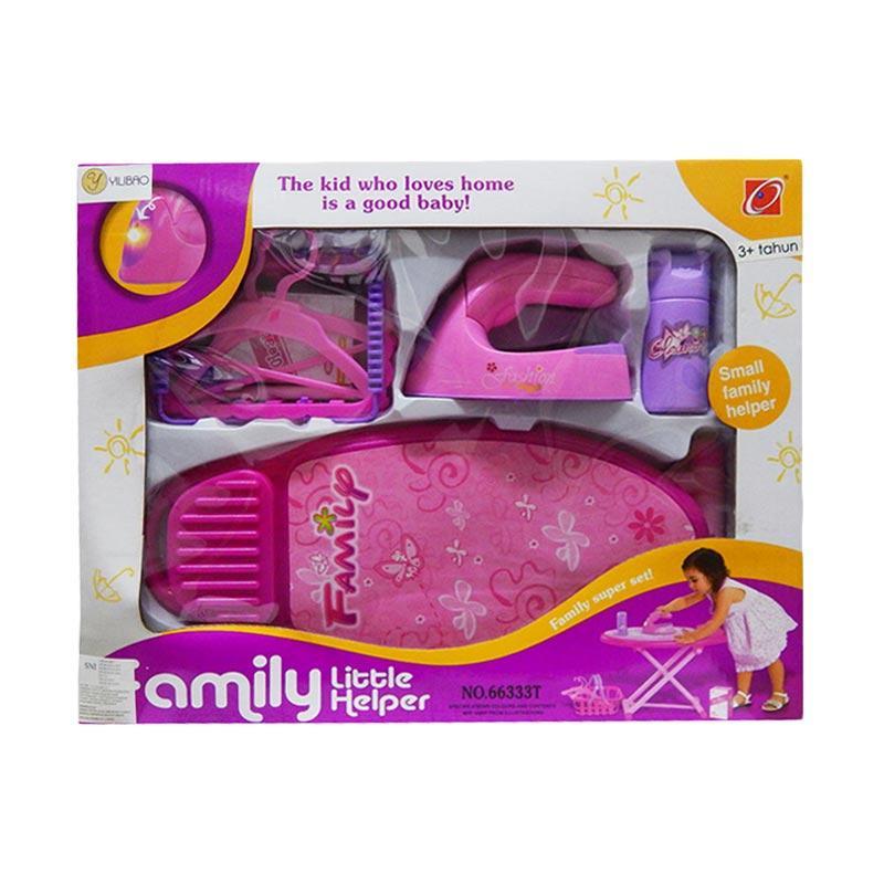 Family Little Helper Mainan Setrika Anak