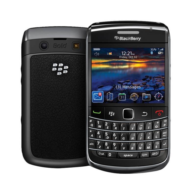 harga Blackberry Onyx 9700 Smartphone - Hitam Blibli.com