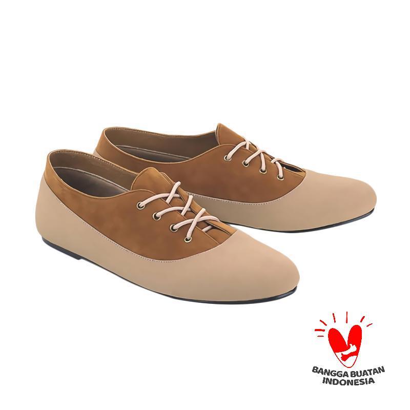 Blackkelly LMV 689 Sepatu Slip On Wanita