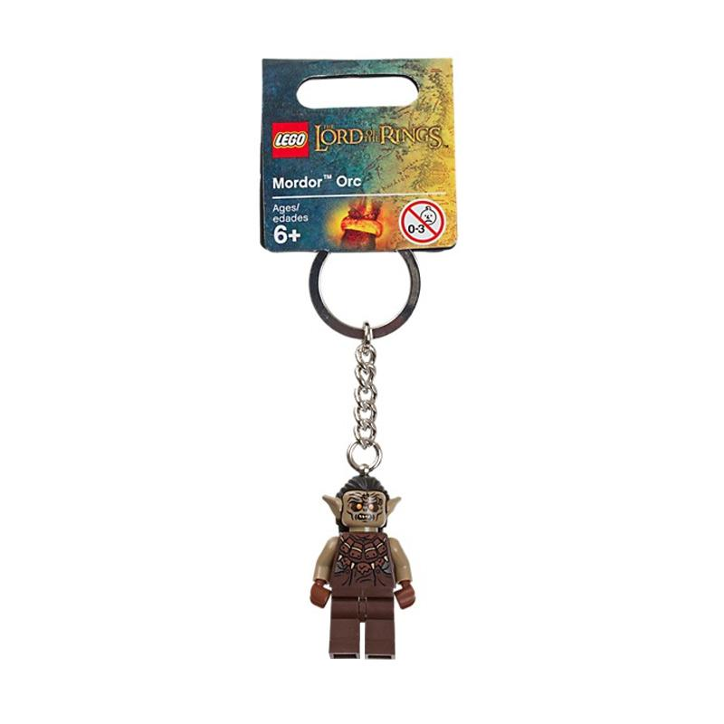 LEGO Lord Of The Rings Mordor Orc 850514 Keychain