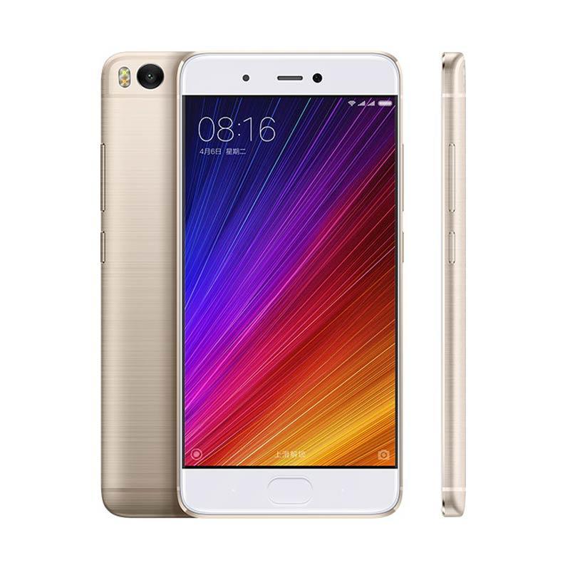 Xiaomi Mi 5S Smartphone - Gold [128GB/ 4GB]