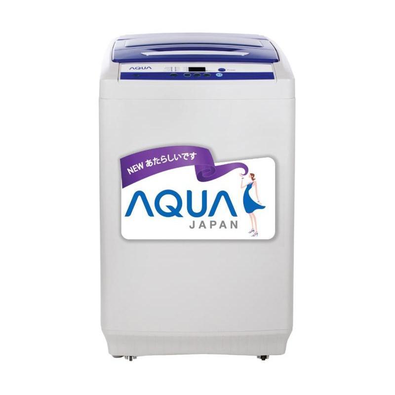 Aqua AQW-89XTF-H Top Load Mesin Cuci [1 Tabung/7 Kg]
