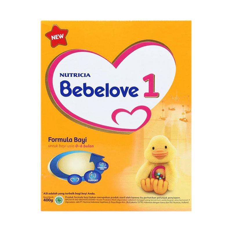 Bebelove 1 Bebenutri Susu Formula Bayi [400 g]