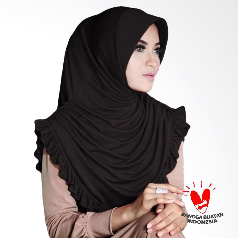 Milyarda Hijab Sofia Kerudung - Hitam