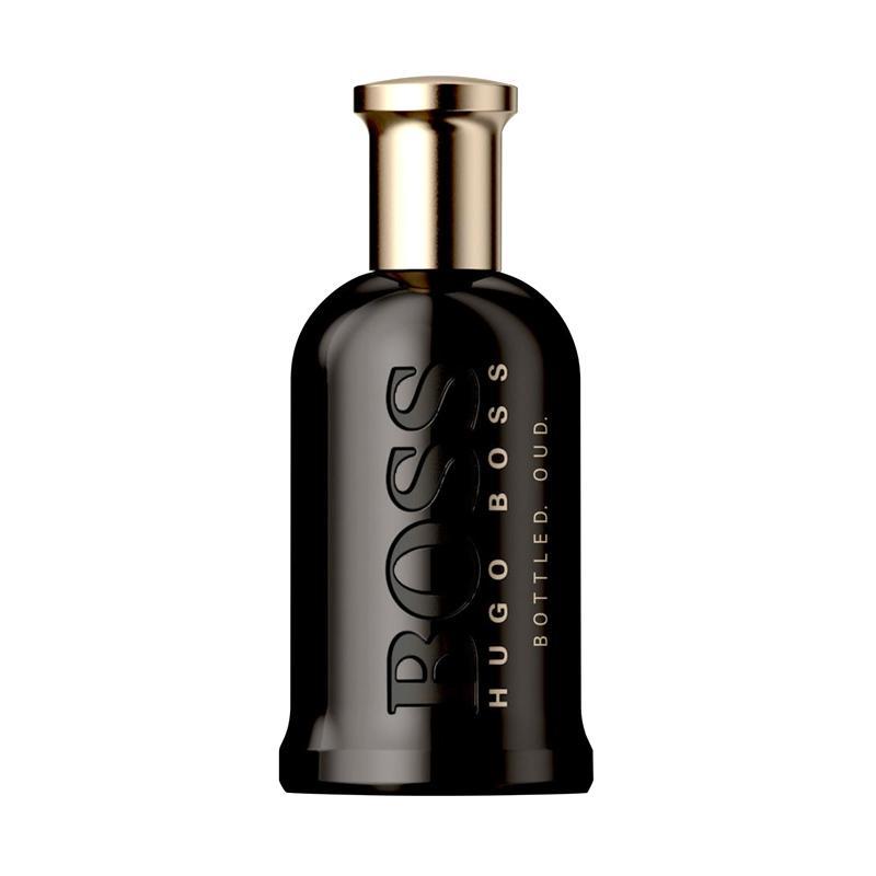 Hugo Boss Bottled Oud Eau de Parfum Parfum Pria [100 mL]