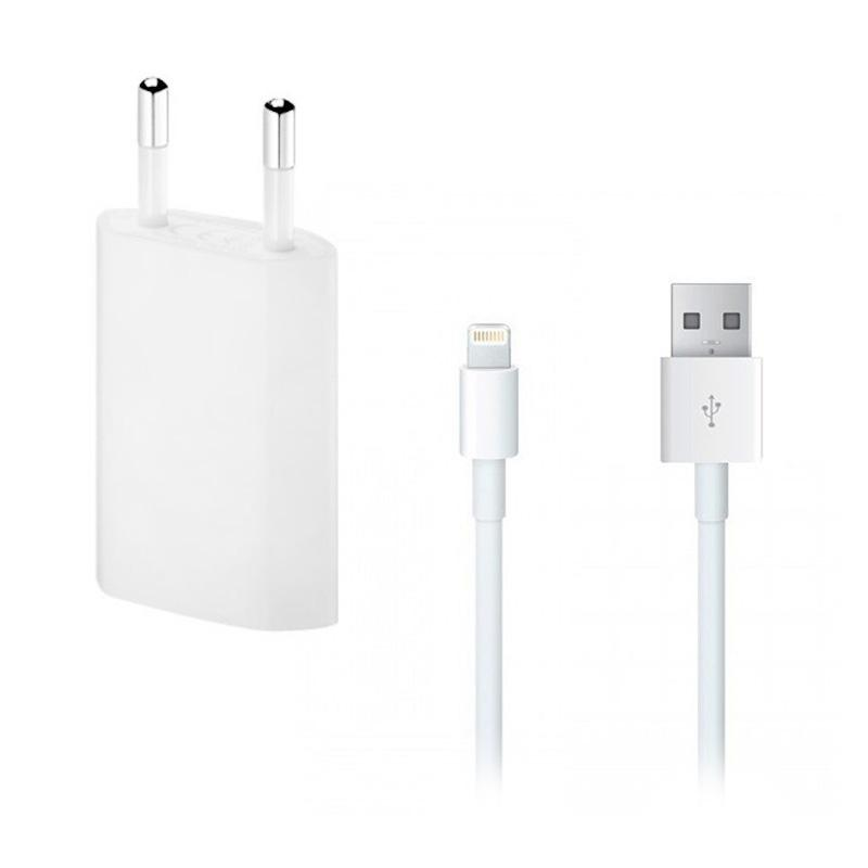 Jual Apple Charger dan Kabel Data for iPhone 6S Plus Online - Harga    Kualitas Terjamin  f4fdcafe99
